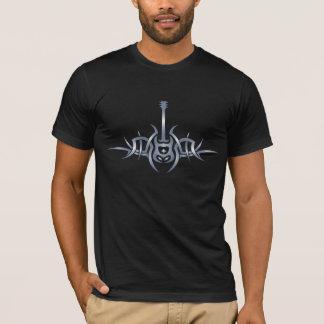 Stam- gitarrtatueringskjorta tröja