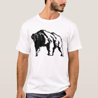 Stam- Grizzly Tee Shirt