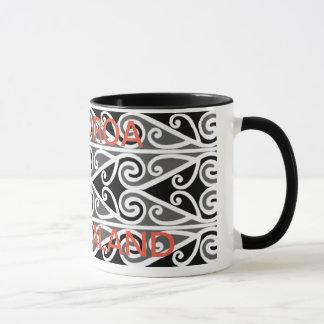 stam- konst för maori designer för dig mugg