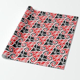 stam- konst för maori designer för dig presentpapper