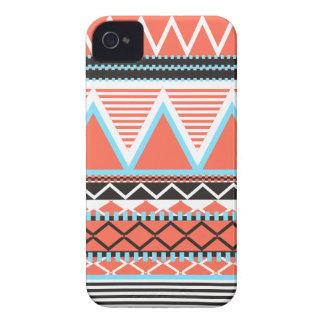 Stam- korall iPhone 4 Case-Mate skal