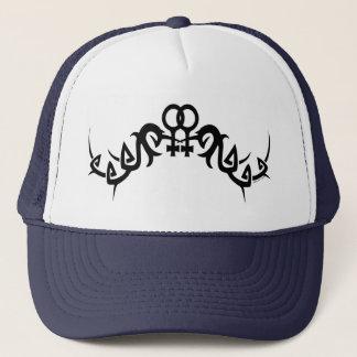 Stam- lesbisk hatt truckerkeps