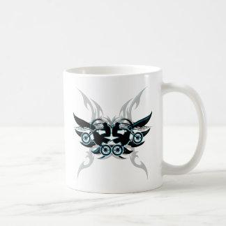 Stam- Motocross Kaffemugg