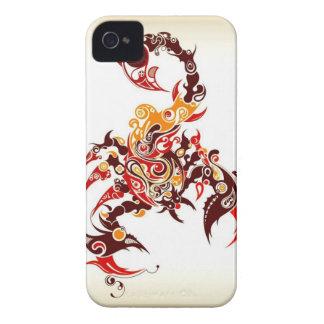 Stam- Scorpion iPhone 4 Fodraler
