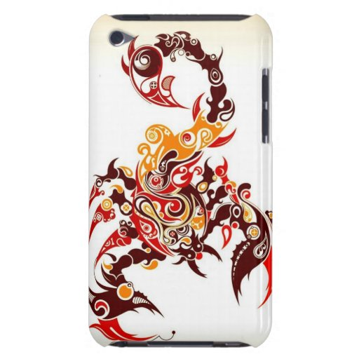 Stam- Scorpion Barely There iPod Covers