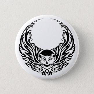 Stam- uggla standard knapp rund 5.7 cm