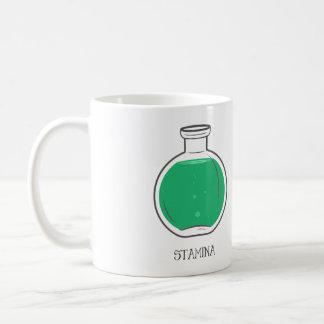 Staminadryck: +100 kaffemugg