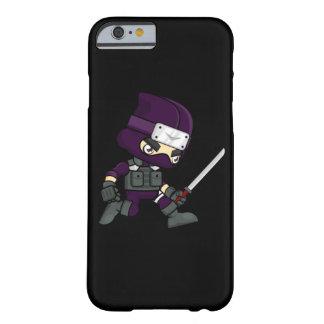 Stance för Kawaii Ninja pojkeslagsmål Barely There iPhone 6 Skal