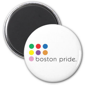 Standard Boston pridemagnet Magnet