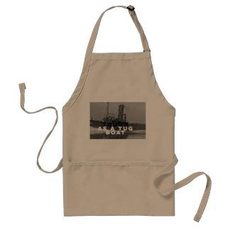 Standard tuff för förkläden för kökförklädekockar