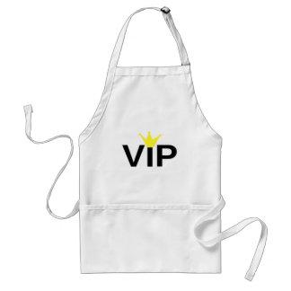 Standart förkläde för VIP-krona