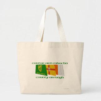 Ståndsmässig Armagh flaggor Tote Bag