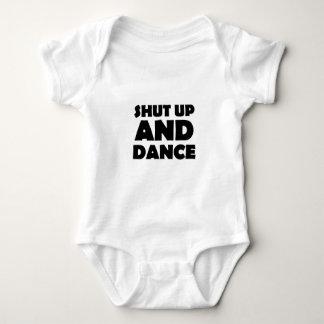 Stäng sig upp och dansa tröja