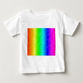 Stänka regnbågen t shirts