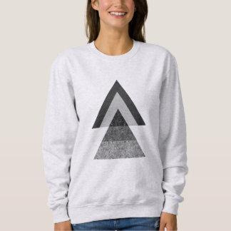 Staplade trianglar tee shirts