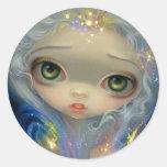 """""""Stardust ängel"""" klistermärke"""