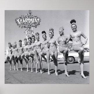 Stardust… Las Vegas Poster