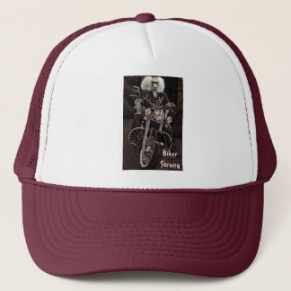 Stark biker keps