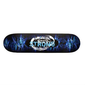 Stark Skateboard för stag
