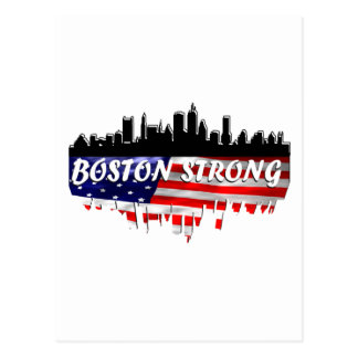 Starka Boston Vykort
