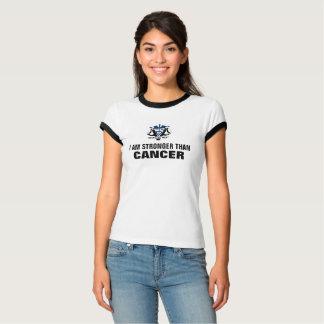 Starkare än cancer t shirt