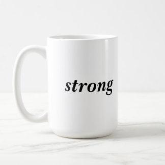 starkt kaffemugg