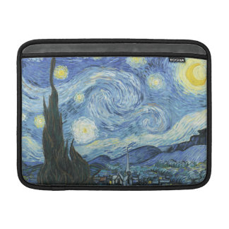 Starry natt av Van Gogh MacBook Sleeve
