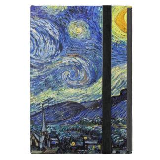Starry natt av Vincent Van Gogh 1889 iPad Mini Fodral