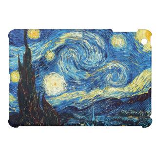 Starry natt av Vincent Van Gogh iPad Mini Fodral