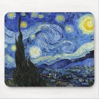 Starry natt av Vincent Van Gogh Musmatta