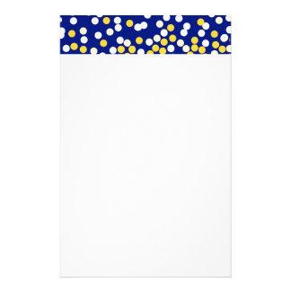Starry natt brevpapper