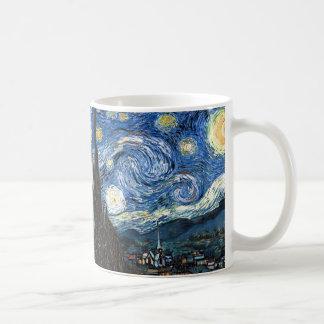 Starry natt kaffemugg