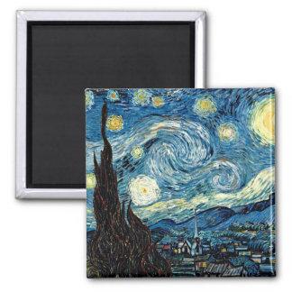 Starry natt - magnet