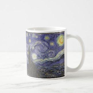 Starry natt - Van Gogh Kaffemugg