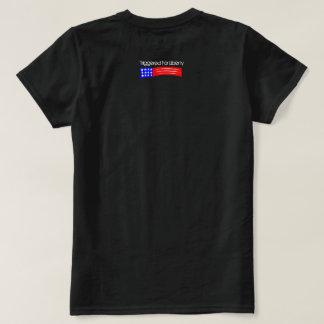 Startat för trumfkvinna T Tee Shirt