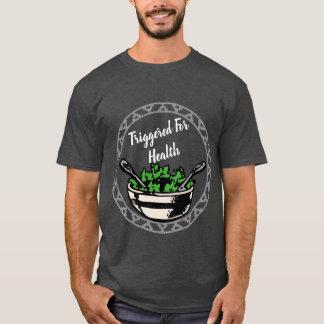 Startat för vård- T Tee Shirt