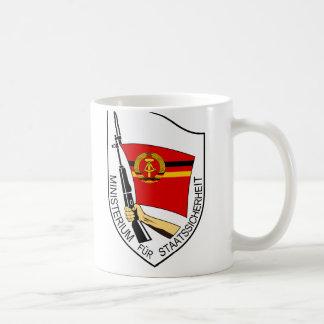 Stasi Emblemmugg Kaffe Mugg