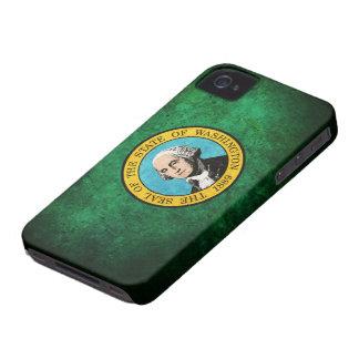 Stat Washingtonflagga Case-Mate iPhone 4 Skydd