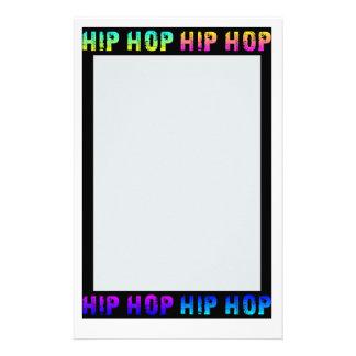 Stationär hip hop, skräddarsy