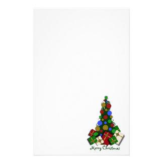 Stationär julgran