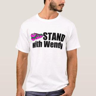 Stativ med Wendy T-shirt