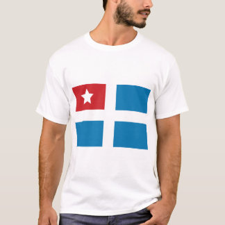 Statlig Cretan, Grekland T-shirts
