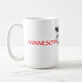 Statlig fågel för MN Kaffemugg