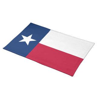 Statlig flagga av Texas Bordstablett