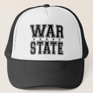 Statlig hatt för krig keps