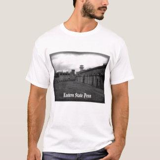 Statlig straffanstalt för östra t-shirts