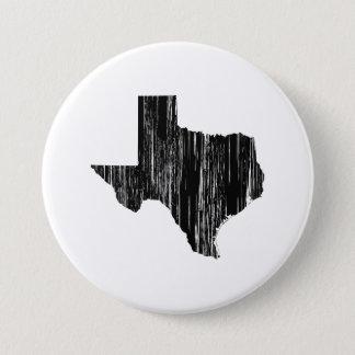 Statliga bekymrade Texas skisserar Mellanstor Knapp Rund 7.6 Cm
