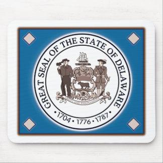 Statliga Delaware förseglar Musmatta