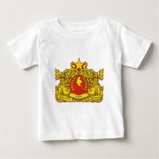 Statliga Myanmar förseglar Tee Shirt
