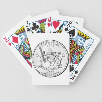 Statliga Tennessee inkvarterar Spelkort